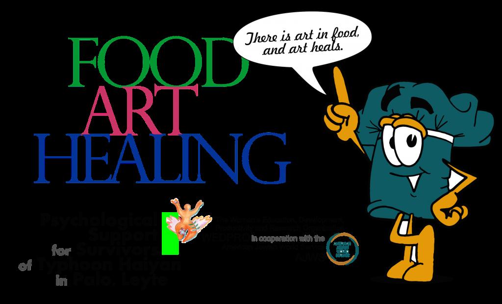 Food Art Healing banner