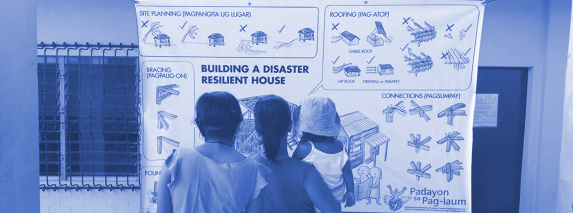 Empowering women to build disaster resilient homes